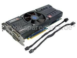 ATI Radeon 5870 1024MB DDR5 Grafikkarte für Mac Pro