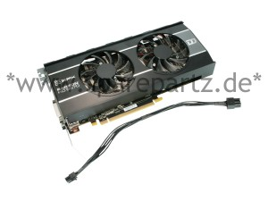 ATI Radeon HD 6870 1GB GDDR5 Grafikkarte für Mac Pro