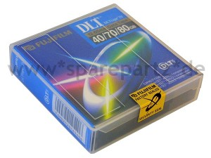 FUJIFILM DLT-Tape IV 12.65mm Data Tape 40/70/80GB