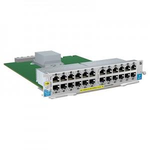HP ProCurve 24-Port 10/100/1000 Modul PoE 5400 8200 zl