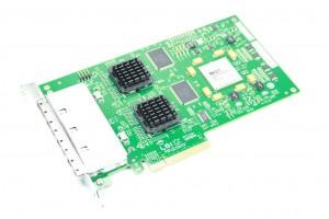 Dell LSI SAS31601E 3GB I/O 4-Port SAS PCIe Card L3-01143-03D