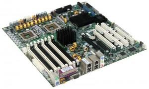 Fujitsu Siemens R640 Mainboard Motherboard S26361-D1808-A10