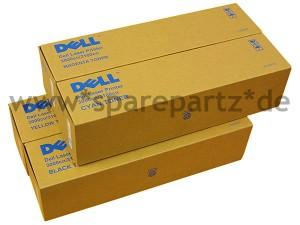 DELL Color-Toner-Set für Laserdrucker 3000CN und 3100CN