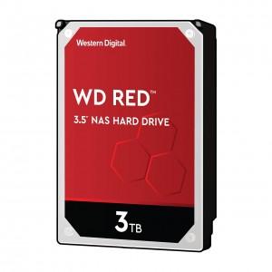 """3,5"""" DELL WD Western Digital 3TB HDD SATA Festplatte WD30EFRX NEU"""