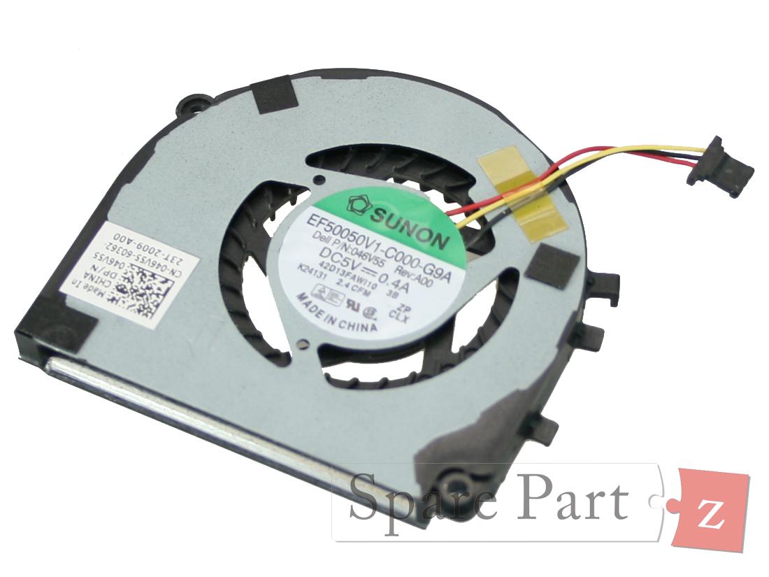 DELL XPS 13 L322x 9333 CPU-Lüfter Fan 08X6N