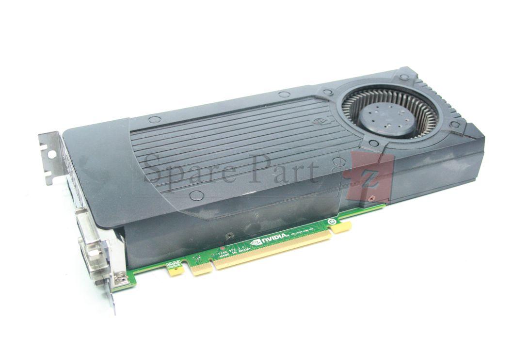 DELL Alienware X51 Nvidia GeForce GTX660 1,5GB RAM DDR5 2CHCY