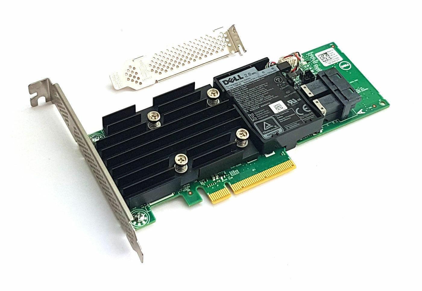 DELL PowerEgde Raid Controller H740P 8G 3JH35