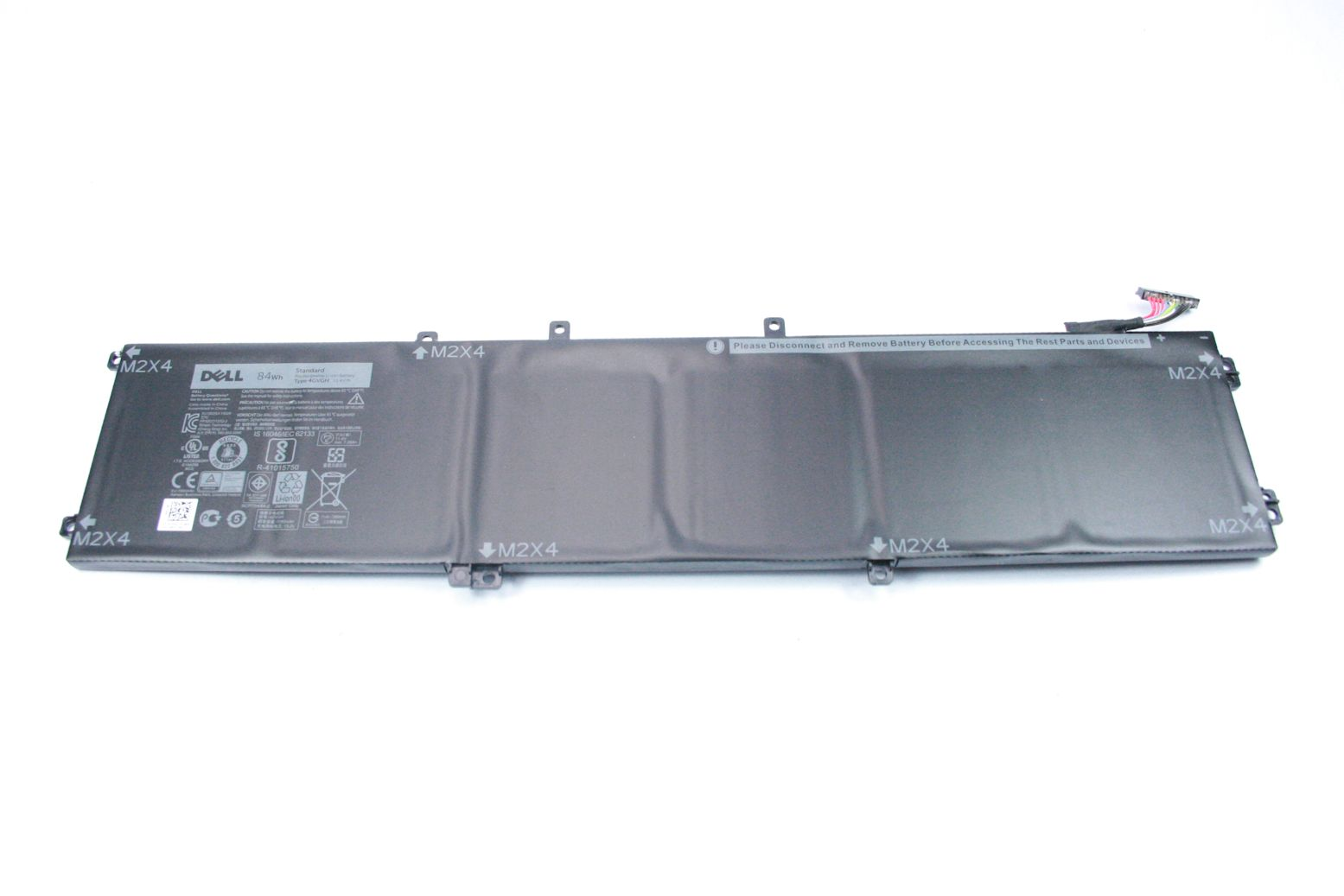 DELL XPS 15 (9570 7590) 97Wh Battery Akku 6GTPY