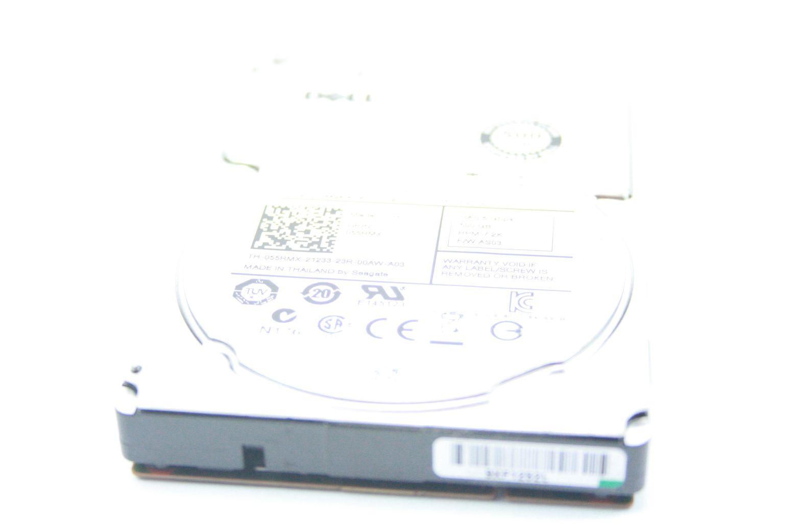 """DELL PowerEgde PowerPault 2,5""""  1,2 TB 10k SAS Festplatte HDD 89D42"""