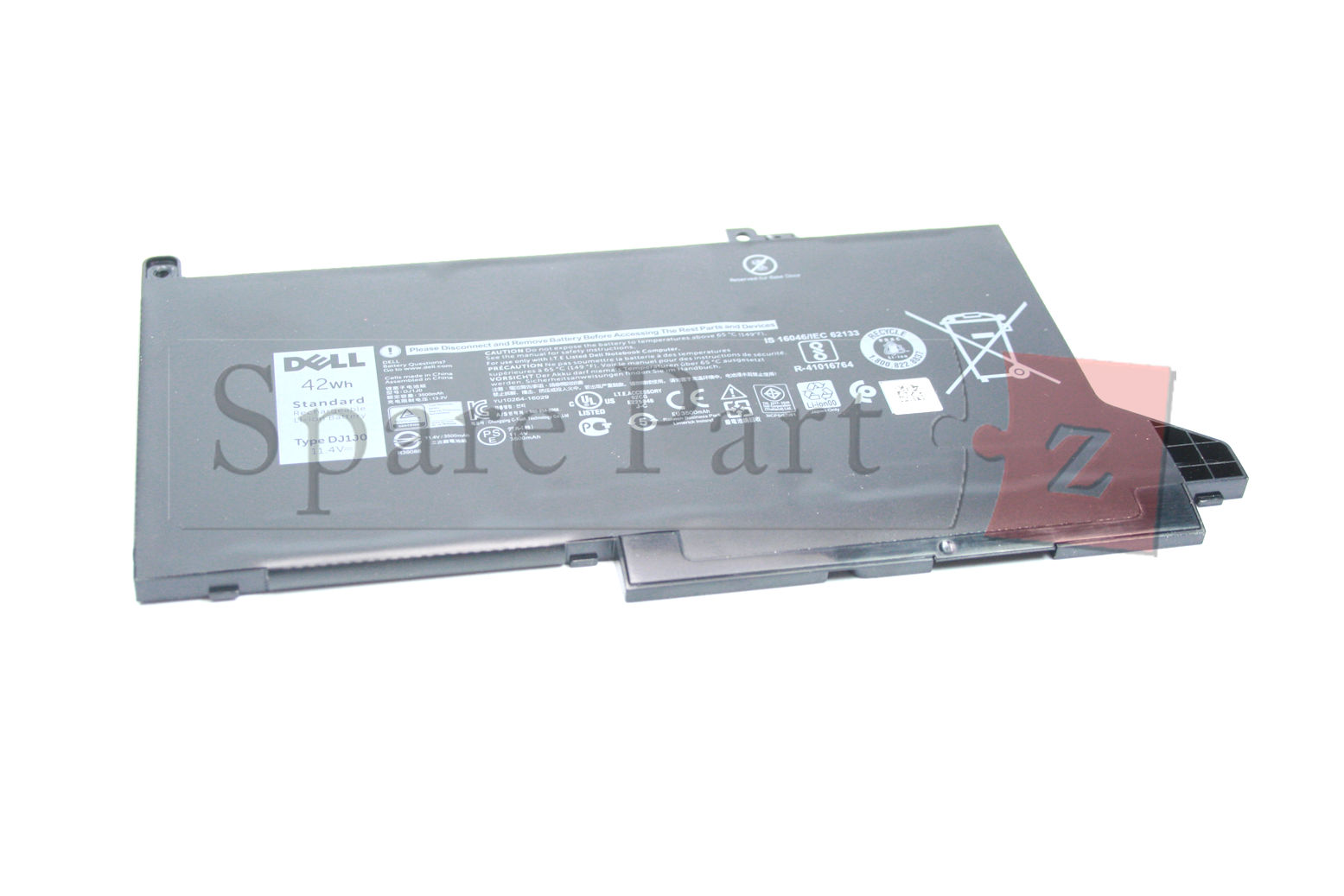 Original Dell Latitude 12 13 14 42Wh Akku Battery C27RW