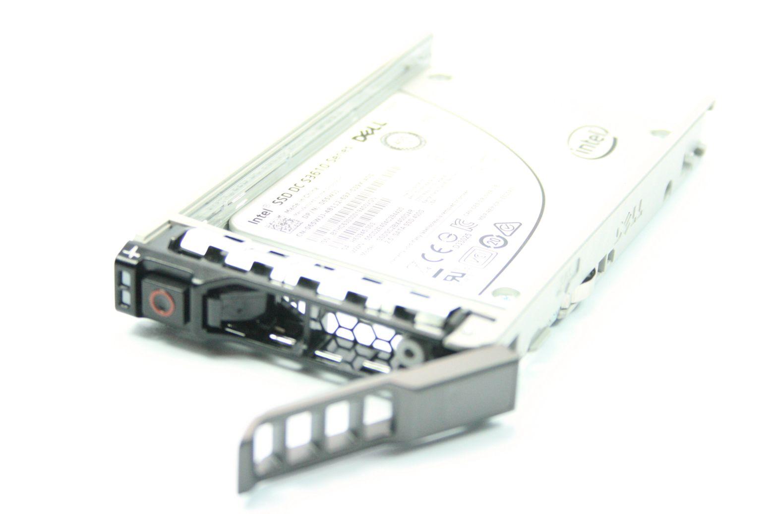"""DELL 2,5"""" 200GB SSD SAS 12G E/C WI Enterprise Class CV6W8"""