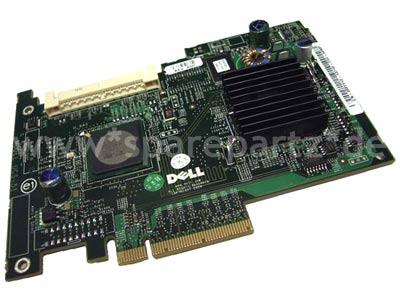 DELL PERC6/i SAS Raid Controller 256MB PCI-E H726F