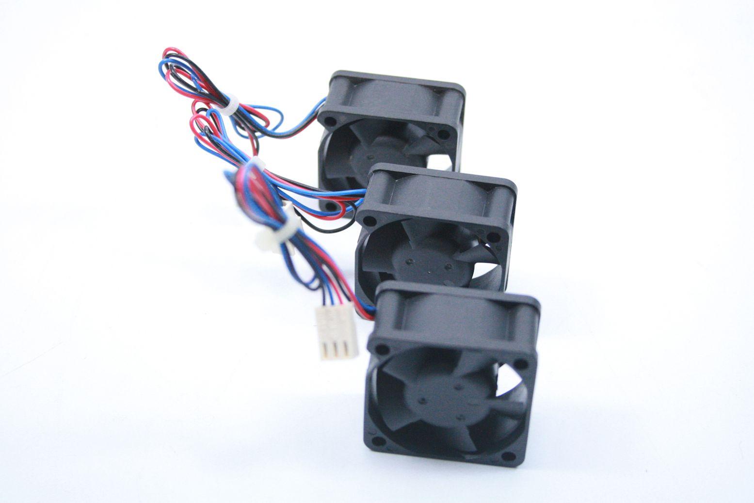 DELL PowerConnect 6224 2748 5448 Lüfter 3x Fan Kit Set H969F