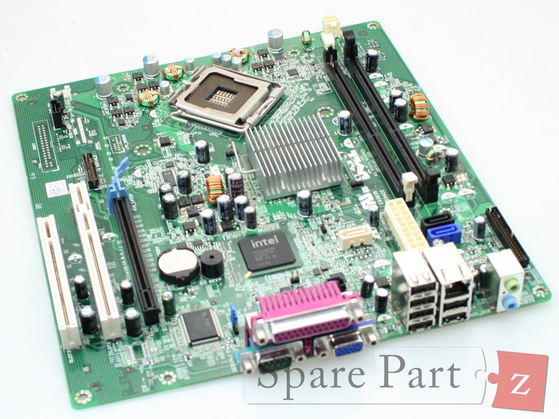 DELL Mainboard Motherboard Optiplex 380 DT HN7XN
