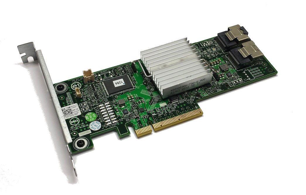 DELL PERC H310 RAID Controller SAS 6G x8 HBA HV52W