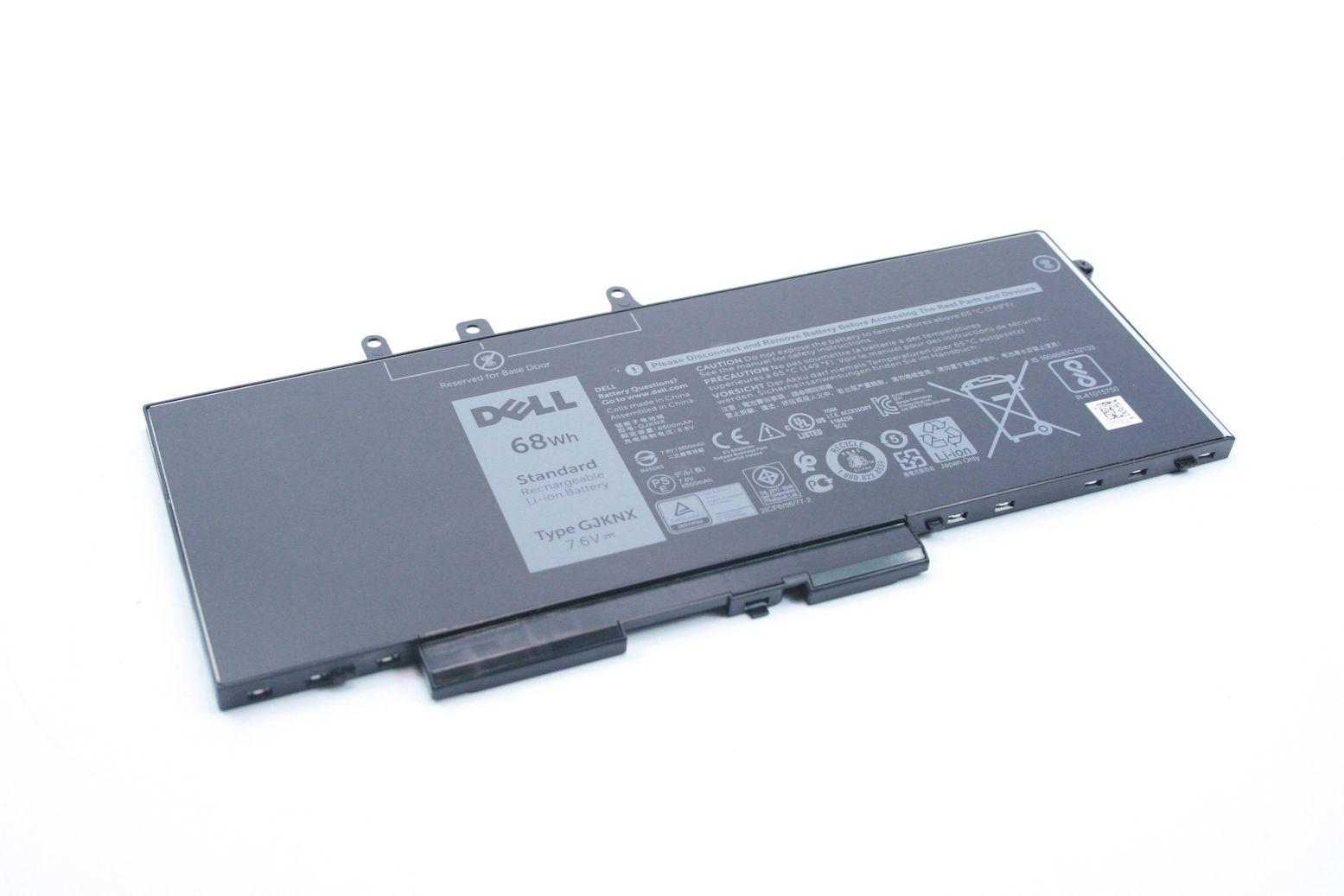 DELL Latitude Precision 5490 5480 68Wh Akku Battery Batterie KCM82