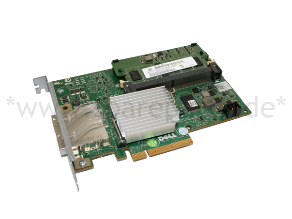 DELL PERC H800 RAID Controller Adapter 512MB N743J