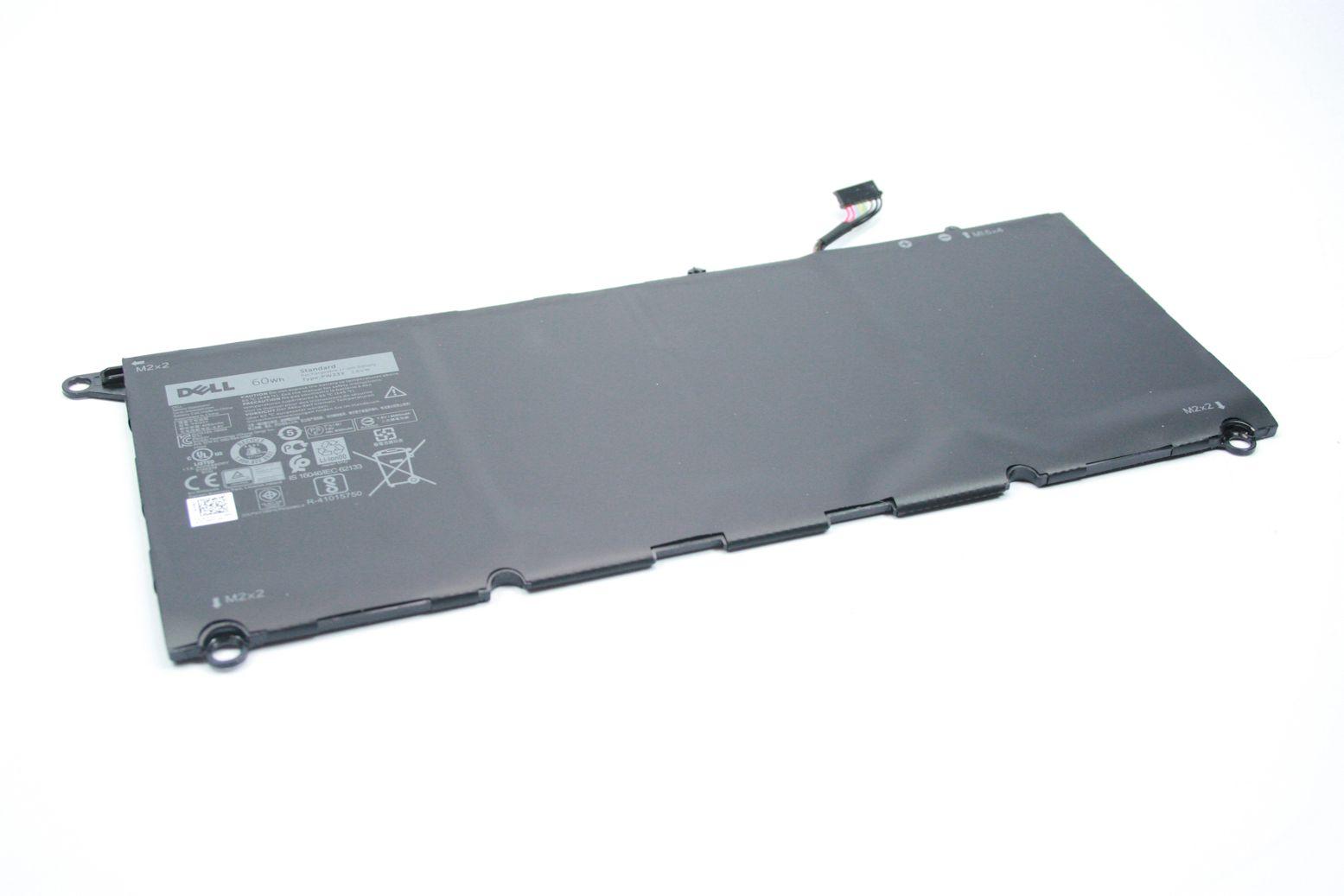 DELL XPS 13 9365 46Wh 4 Zellen Akku Battery Batterie NP0V3