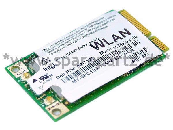 Pci Wlan Karte.Dell Mini Pci Express Wlan Karte 802 11a B G Wm3945abg