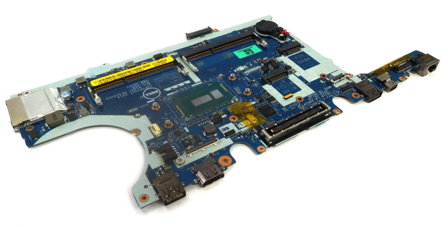Dell Latitude E7450 Mainboard Motherboard System Board i5 2.3GHz R1VJD