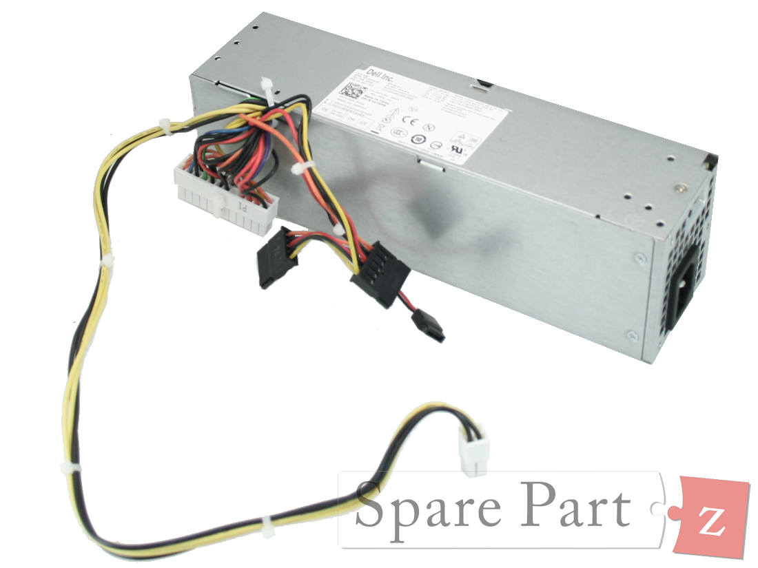DELL OptiPlex 390 7010 9010 SFF Netzteil PSU 240W RV1C4