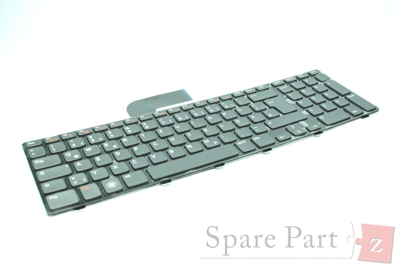 DELL Tastatur Keyboard DE backlit Inspiron Vostro XMM88