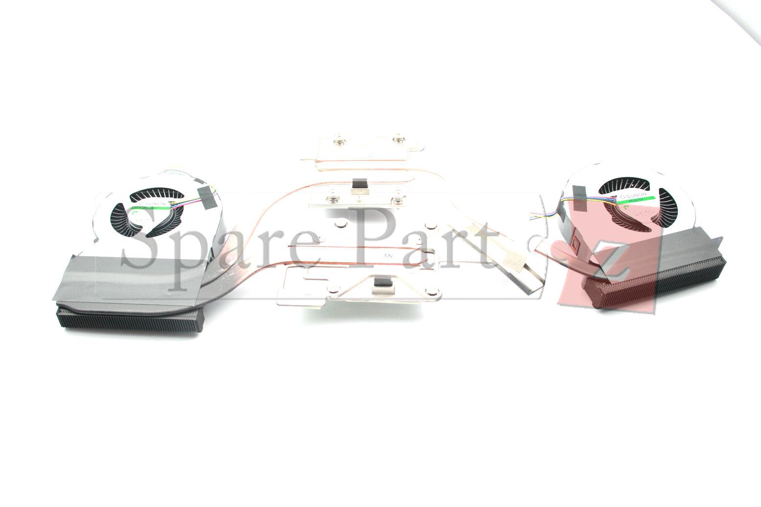 Original DELL Precision 15 7520 NVIDIA Heatsink Fans Assembly XNTR8