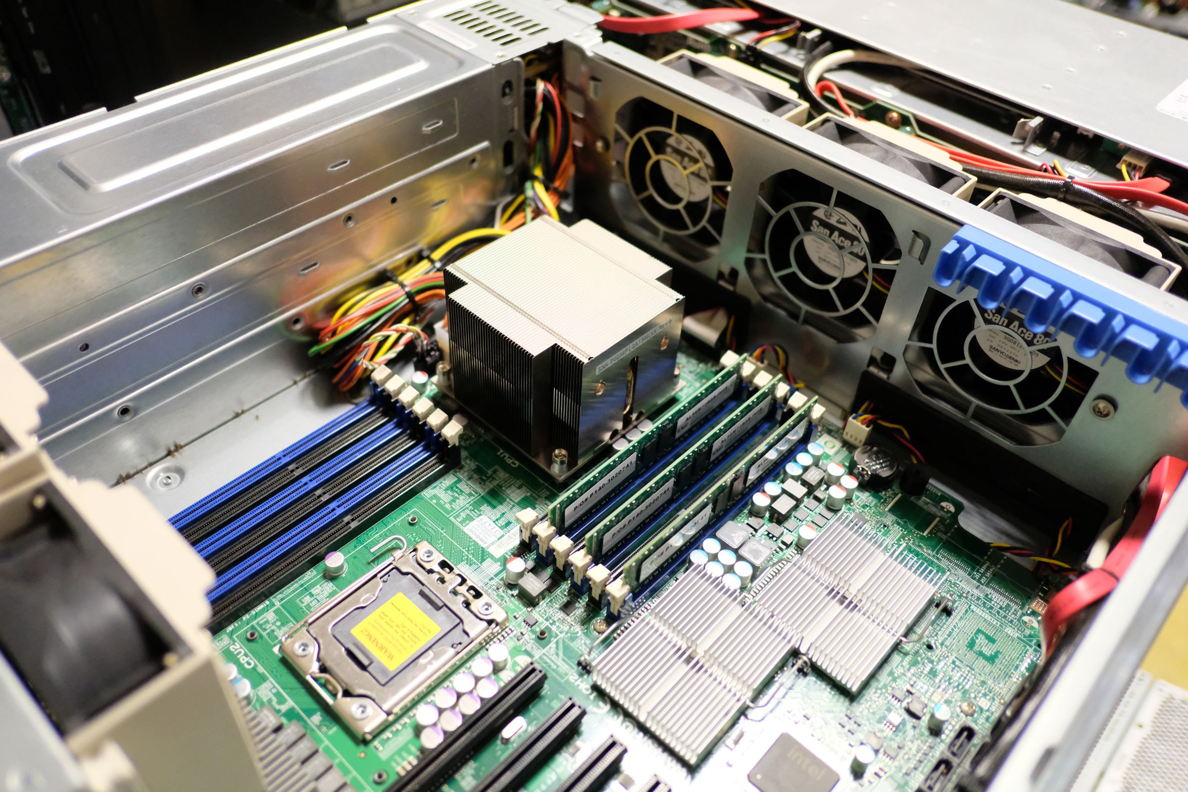 Dell Compellent Series C40 CT-040 Storage Enclosure