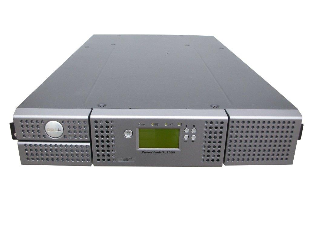 DELL PowerVault TL2000 Tape Autoloader Bandlaufwerk LTO-4 SAS