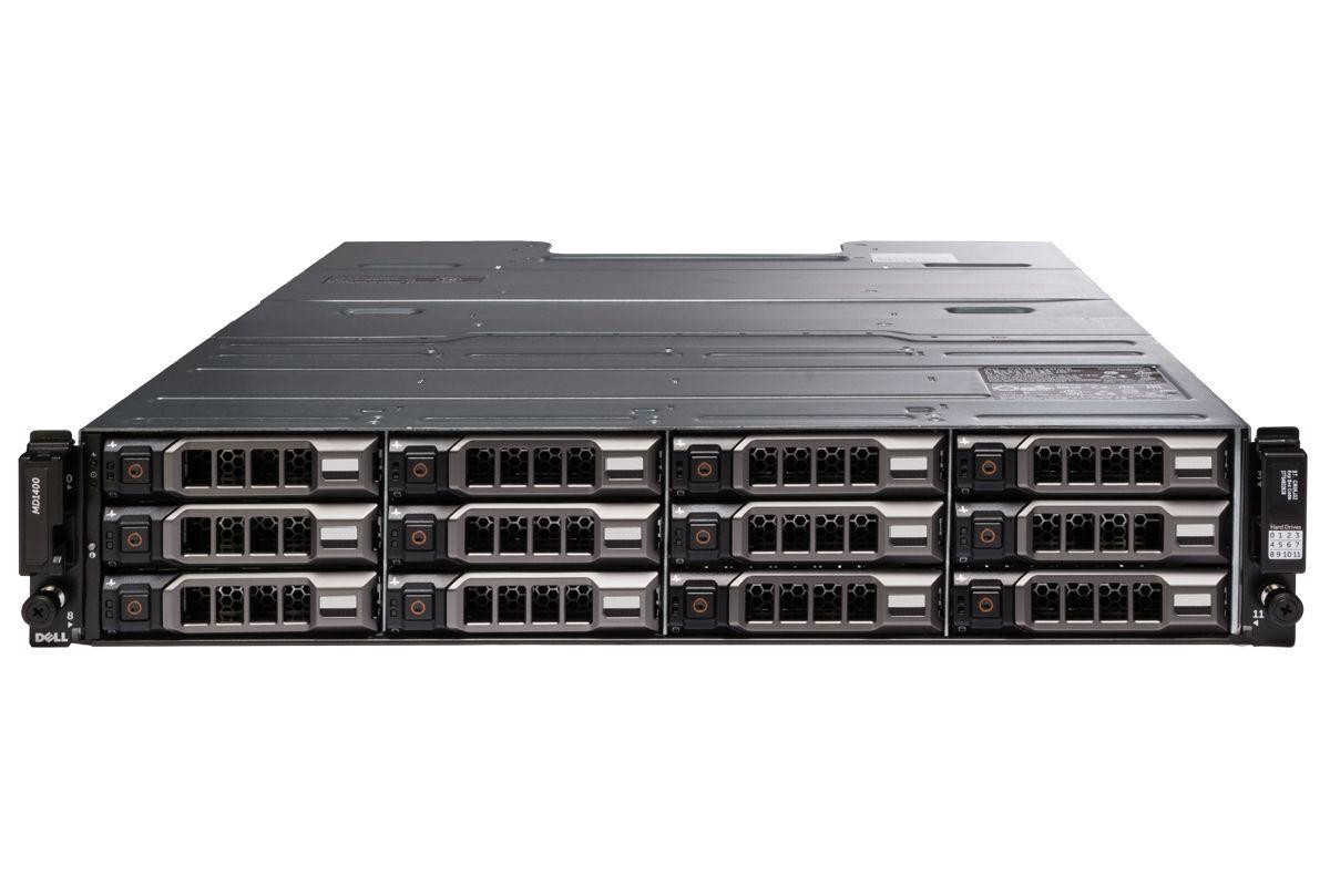 DELL PowerVault MD1400 144TB 12*12TB 7.2k SAS HDD