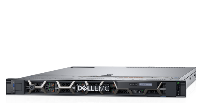 Dell PowerEdge R640 24 Cores Gold 5118 64GB RAM 2,4TB 15K
