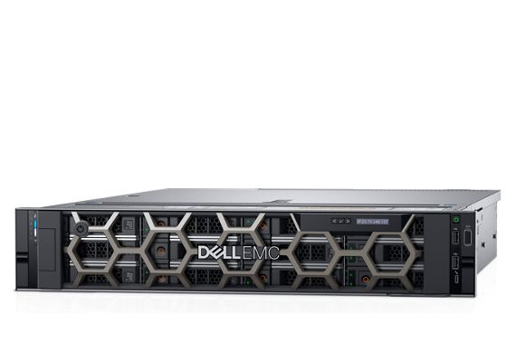 Dell PowerEdge R740xd 24 Cores Gold 5118 96GB RAM SSD