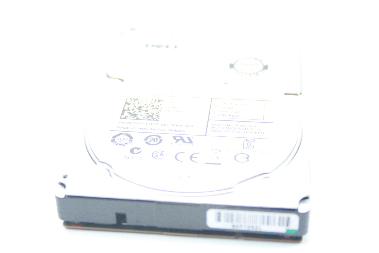 """Toshiba AL14SEB120N HDEBF01GEA51 10,500rpm 12Gb/S 128MB 1.2TB 2.5 """" SAS"""
