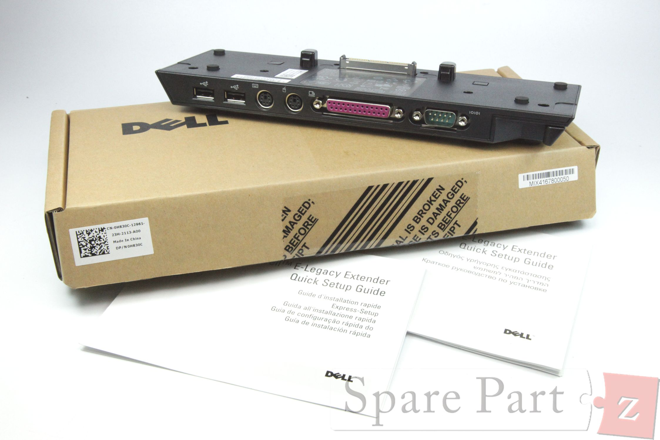 DELL Legacy Expansion Port Latitude Precision PR04X