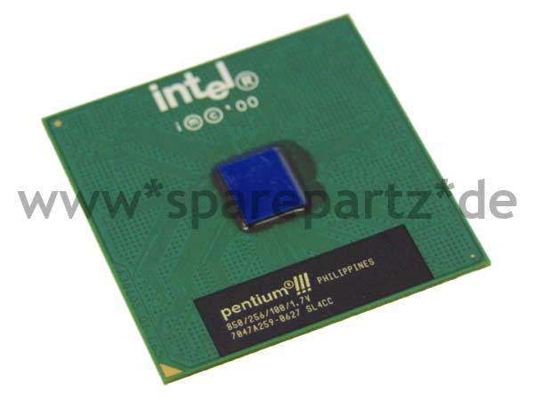 Intel Pentium III 1000MHz 133MHz 256KB Cache Prozessor SL4MF