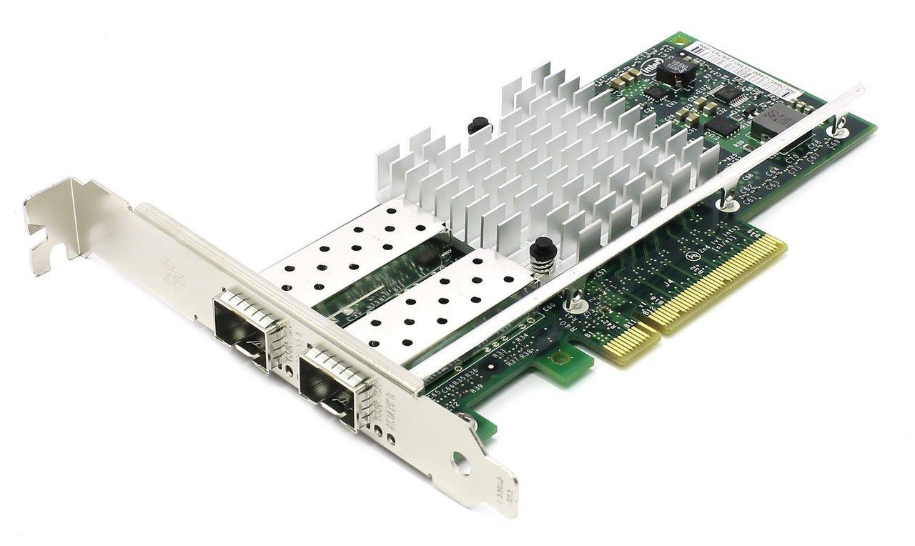 Intel 10 Gigabit 10Gps PCI-E Netzwerkkarte Network Adapter E10G42BTDA