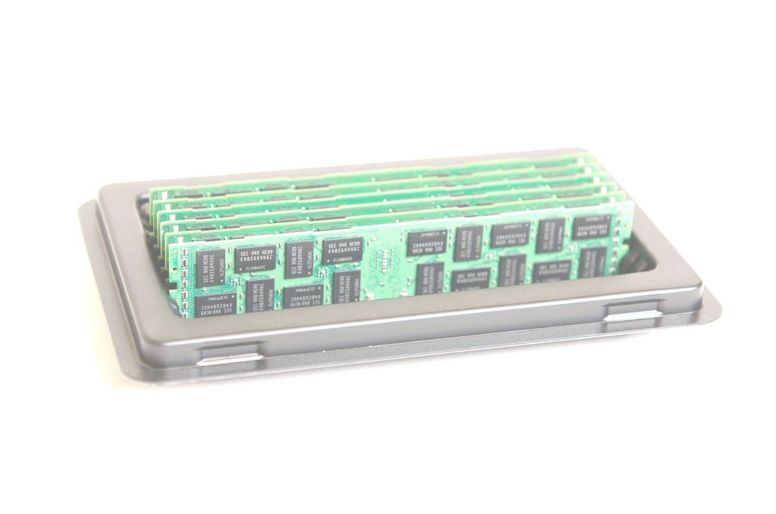 192GB RAM DELL PowerEdge 14. Generation (6x32GB ECC Registered)